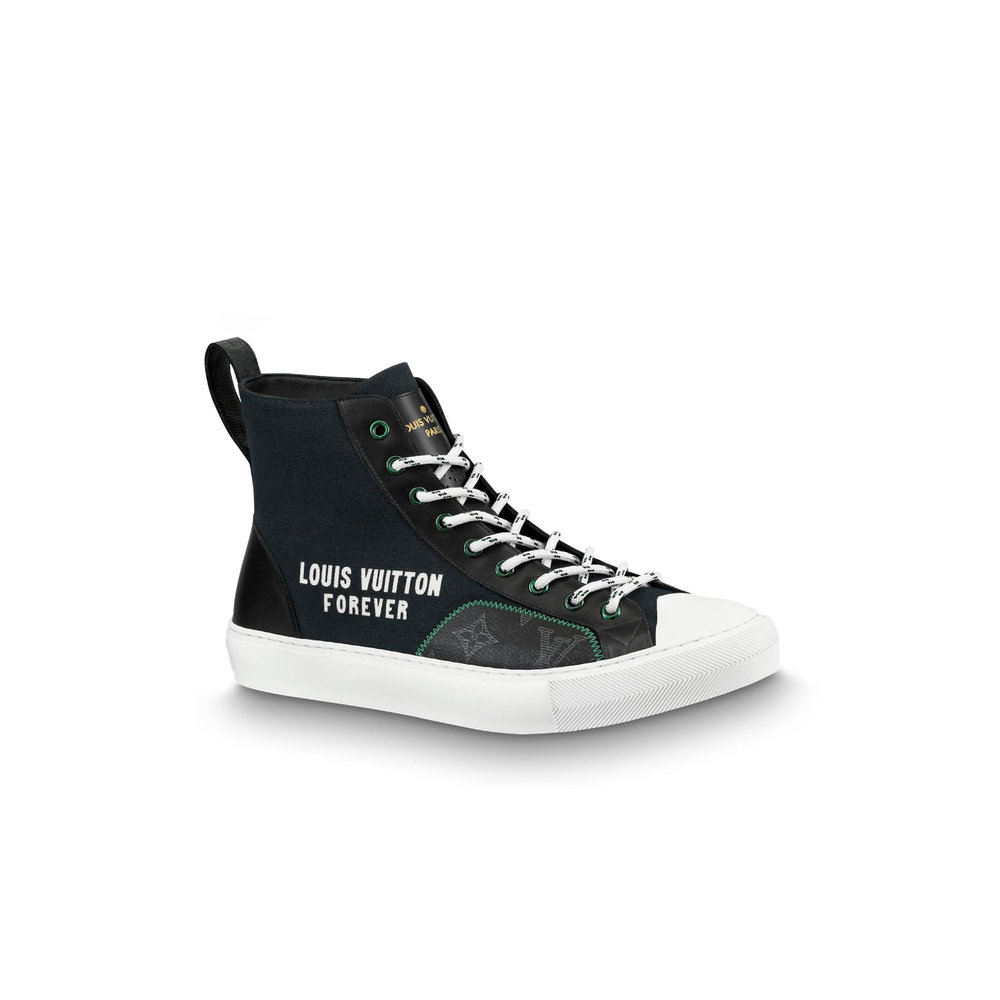 TATTOO SNEAKER BOOT 2 - €650 $00001A4ARCBLACK