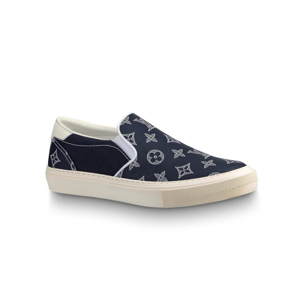 TROCADERO SLIP ON - €530 $00001A4BHHMONOGRAM INK