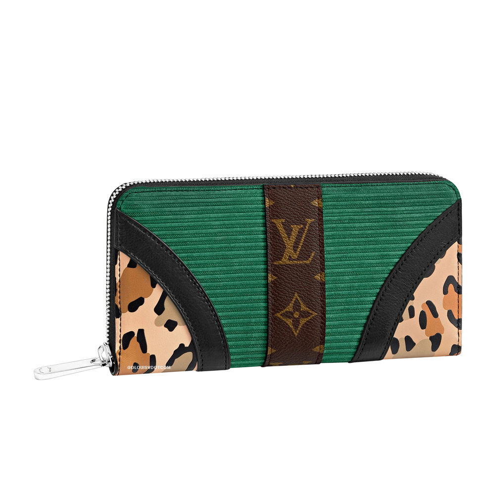 ZIPPY WALLET - €750 $1110M63074LEOPARD