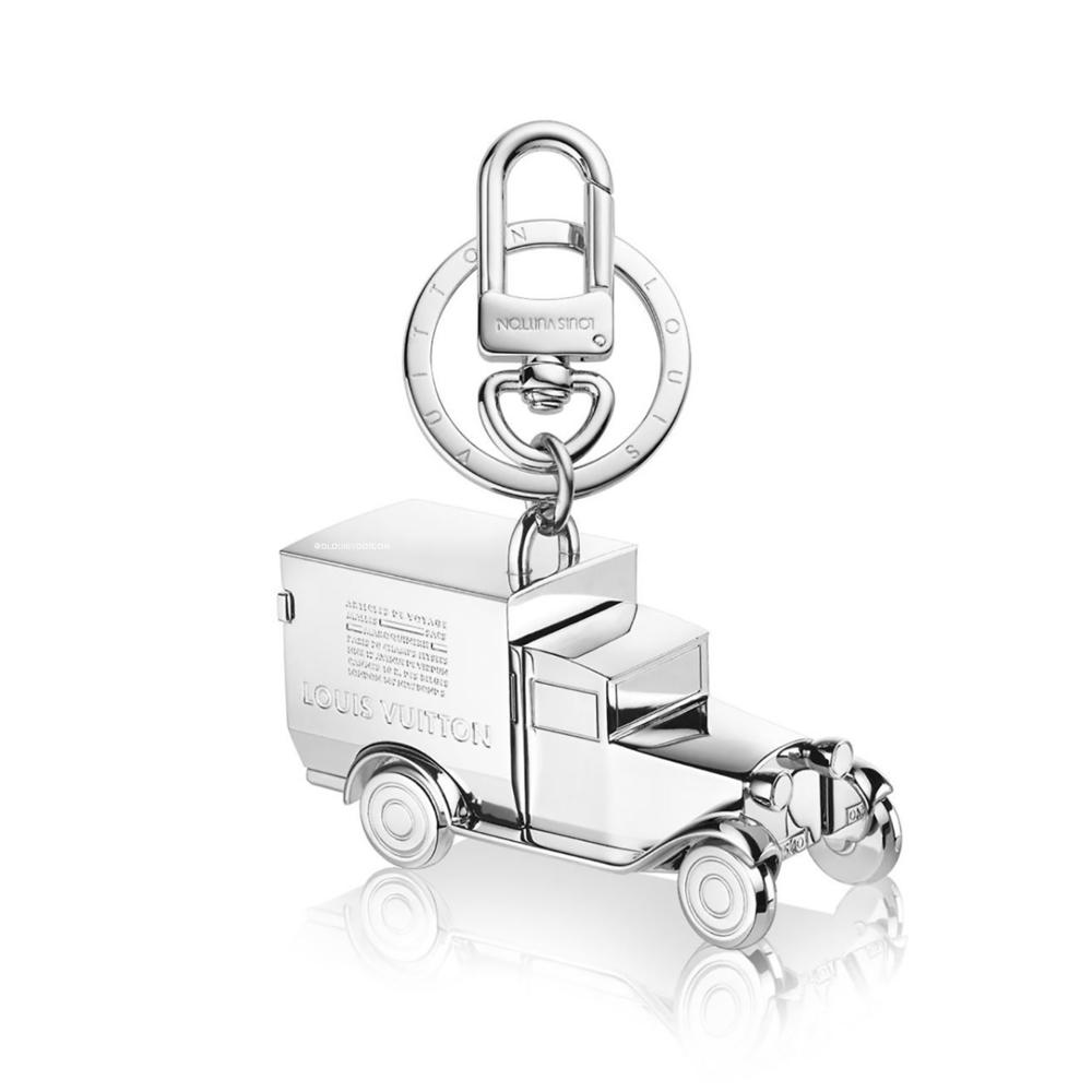 TRUCK BAG CHARM - €650 $MP1800PALLADIUM