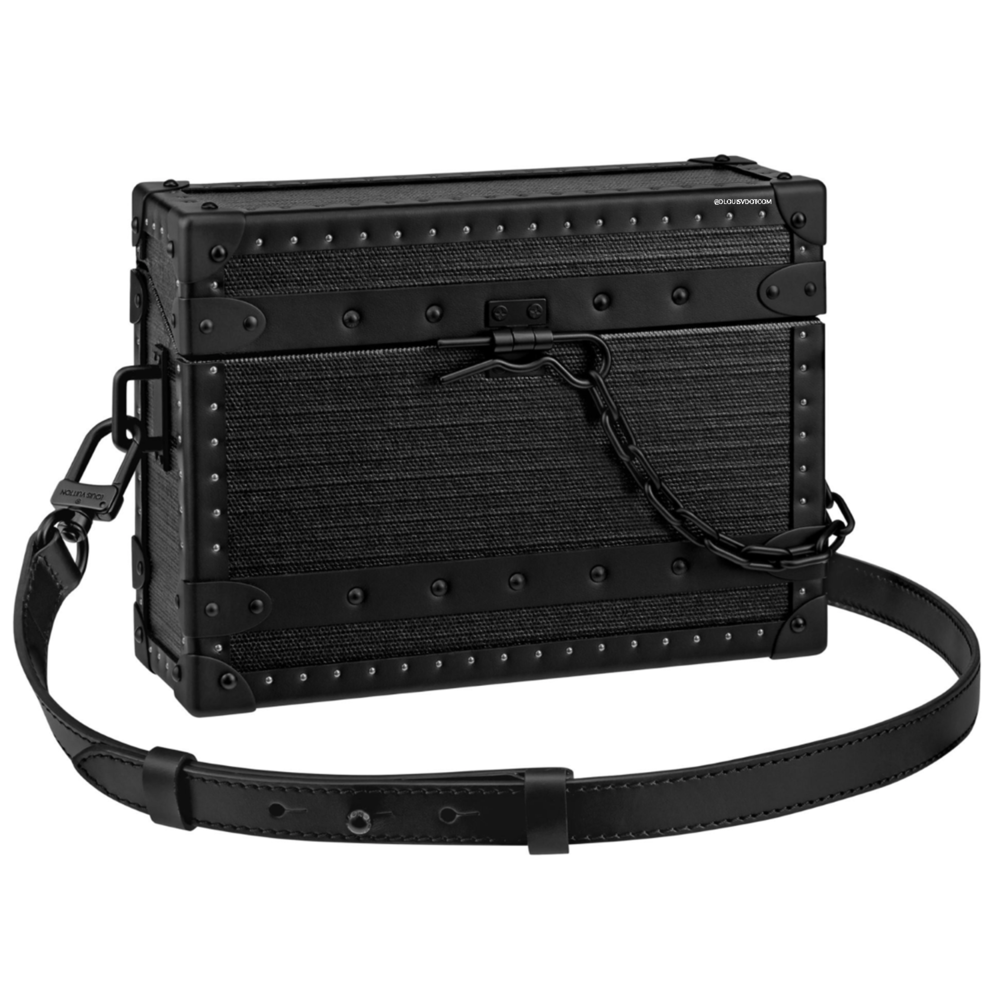 clutch box - €7000 $9800M20152ABSOLUTE BLACK VINTAGE