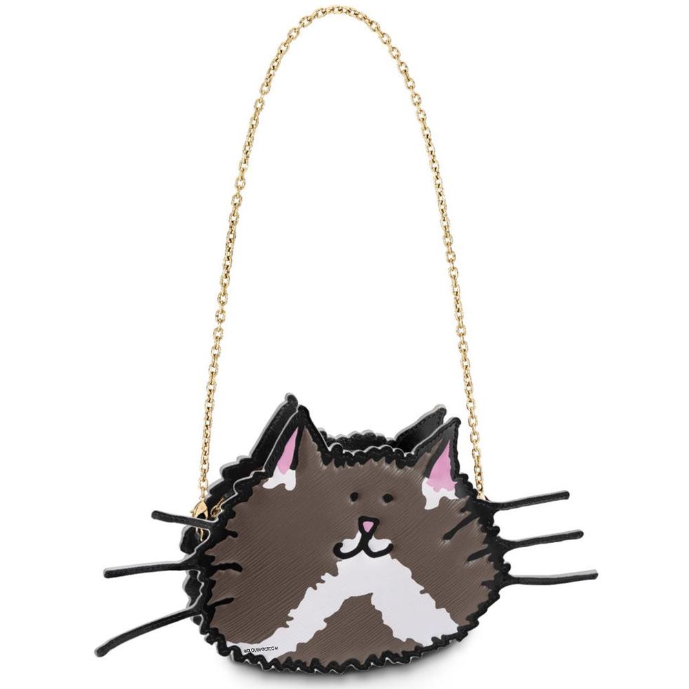 CAT FACE CLUTCH - €1520 $2050M53169GRIS
