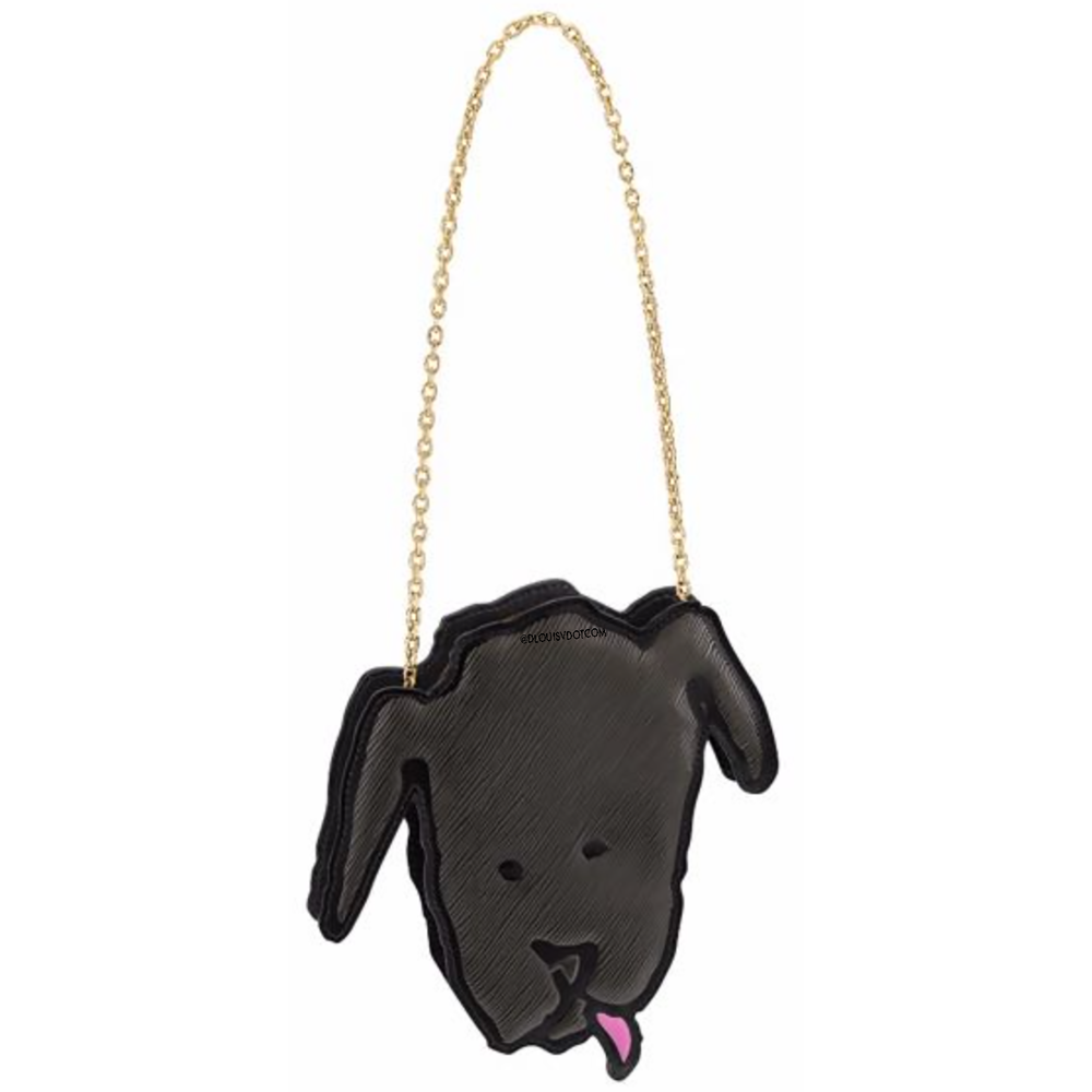DOG FACE CLUTCH - €1520 $2050M53171GRIS