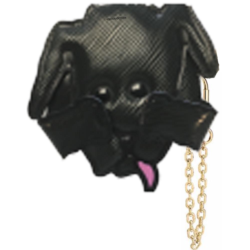 DOG FACE CARDHOLDER - €550 $870M63897GRIS