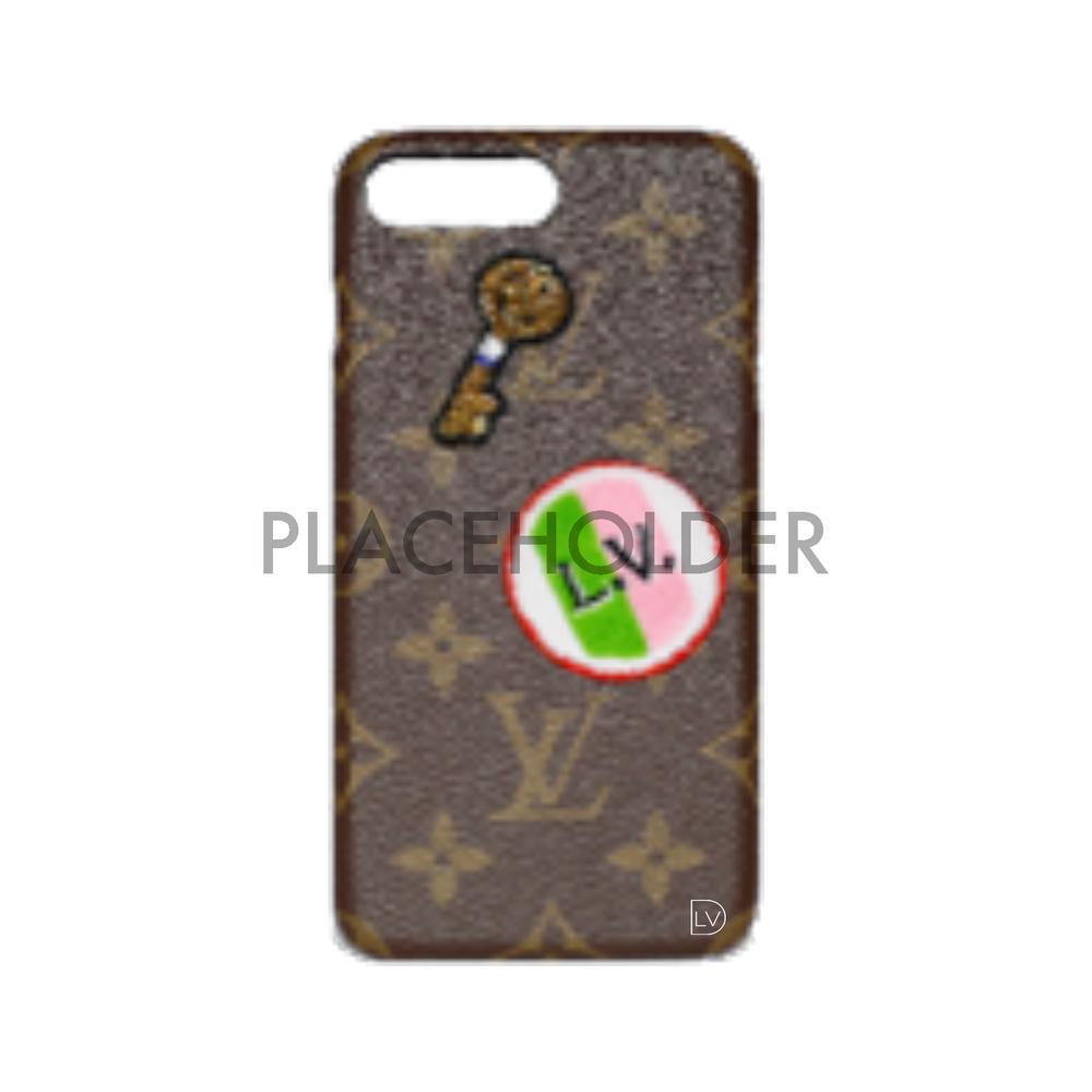 IPHONE X CASE - €255 $375M63481MONOGRAM PATCHES
