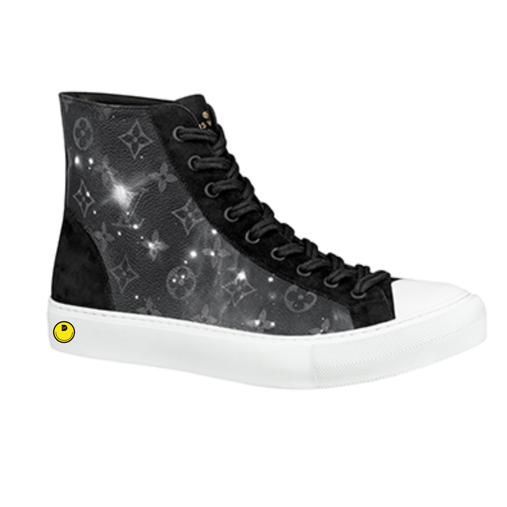 TATTOO SNEAKER BOOT - €590 $1A4U2VMONOGRAM GALAXY