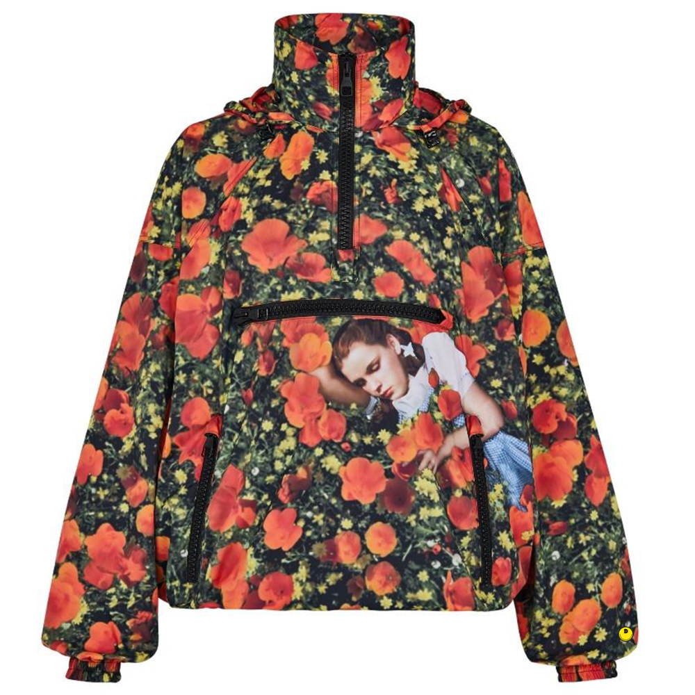 DOROTHY WINDBREAKER - €2900 $-ROUGE