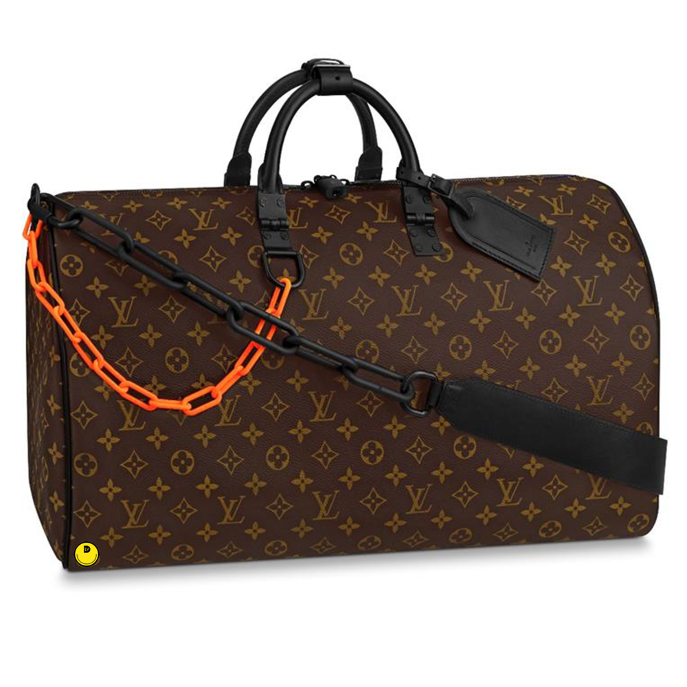 KEEPALL 50B - €2700 $3850M44471MONOGRAM SOLAR RAY