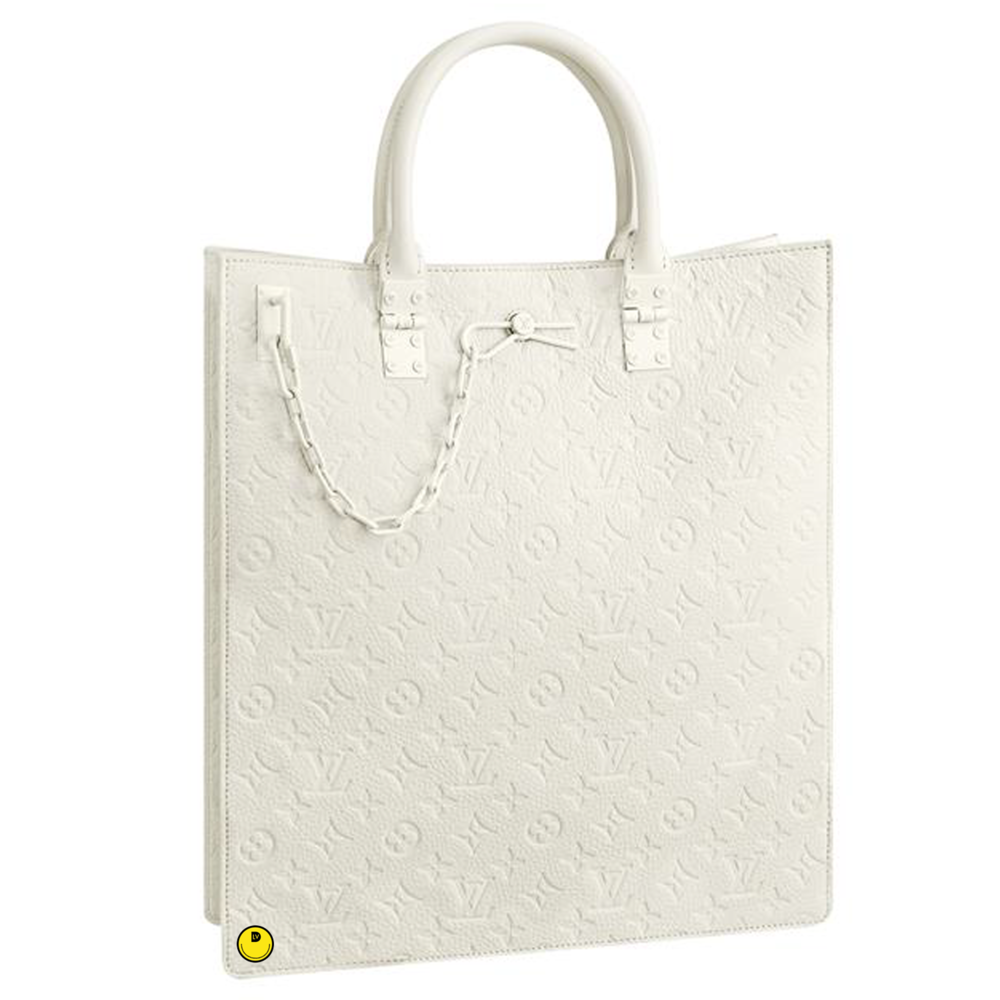 SAC PLAT - €2700 $M53265TAURILLON POWDER WHITE