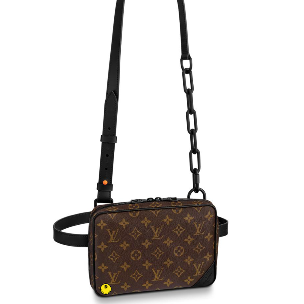 UTILITY FRONT BAG - €1590 $2140M44468MONOGRAM SOLAR RAY