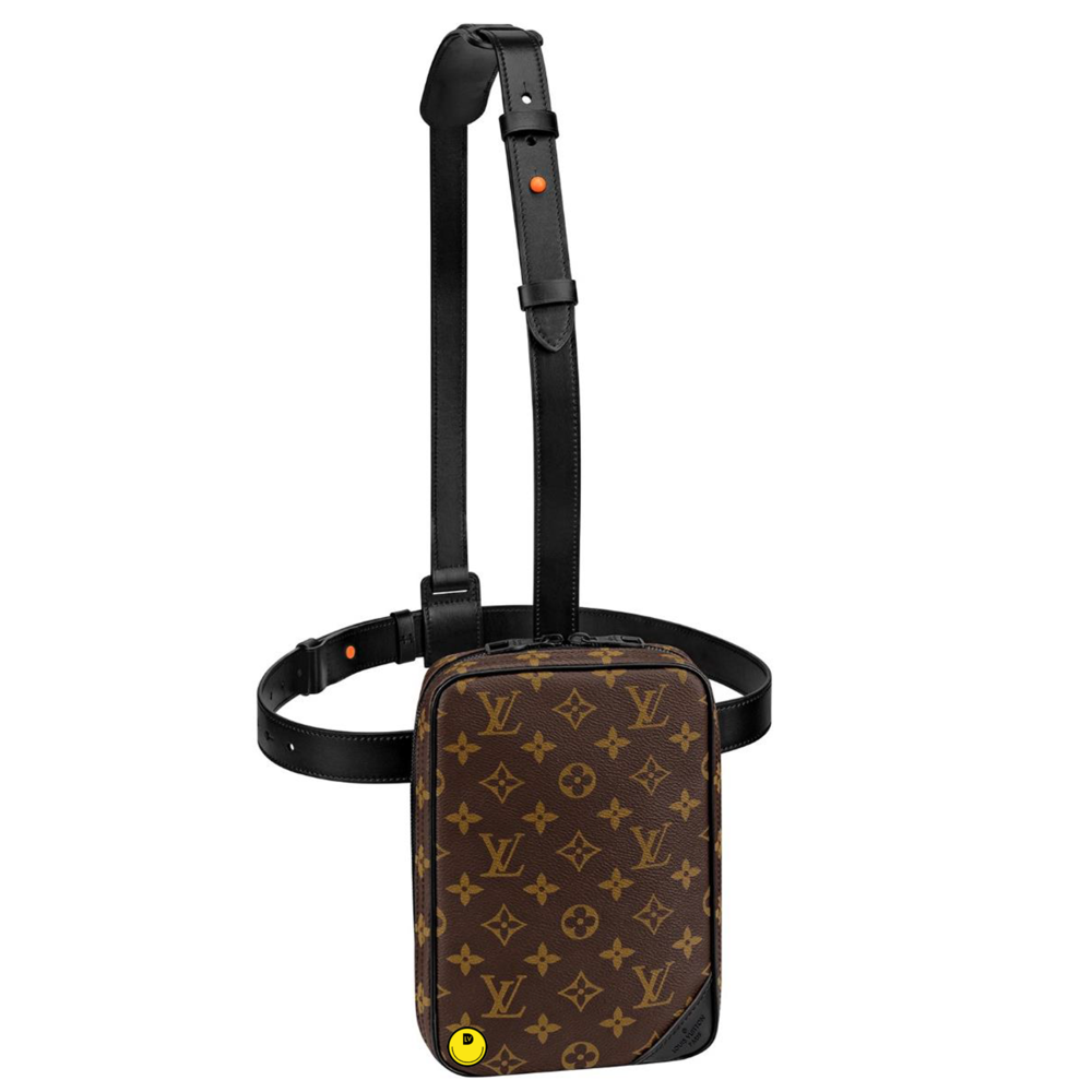 UTILITY SIDE BAG - €1490 $2010M44477MONOGRAM SOLAR RAY