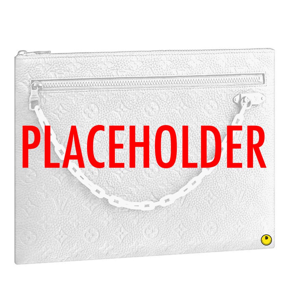 POCHETTE A4 - €910 $1340M67462TAURILLON POWDER WHITE
