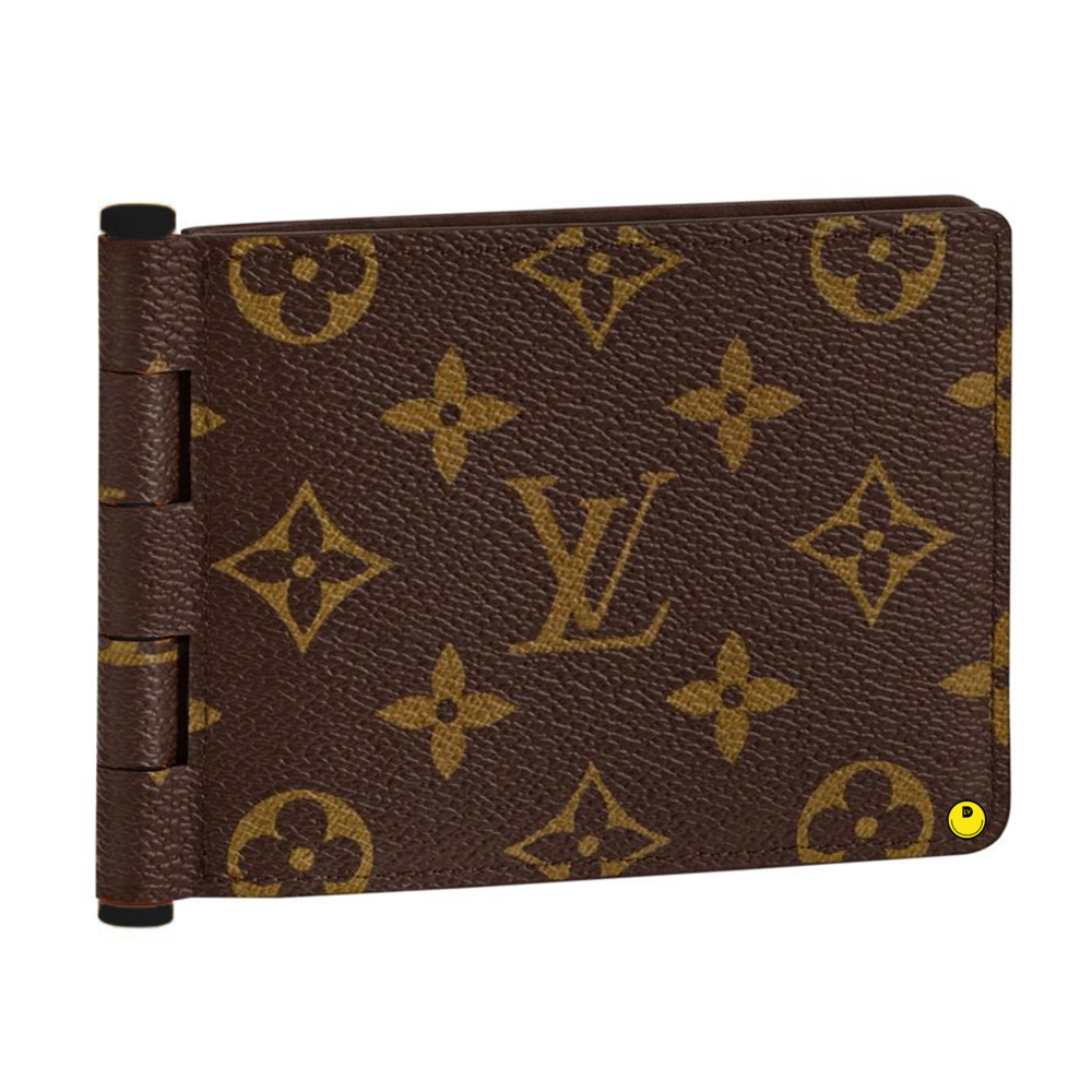 MULTIPLE WALLET - €515 $755M67450MONOGRAM SOLAR RAY