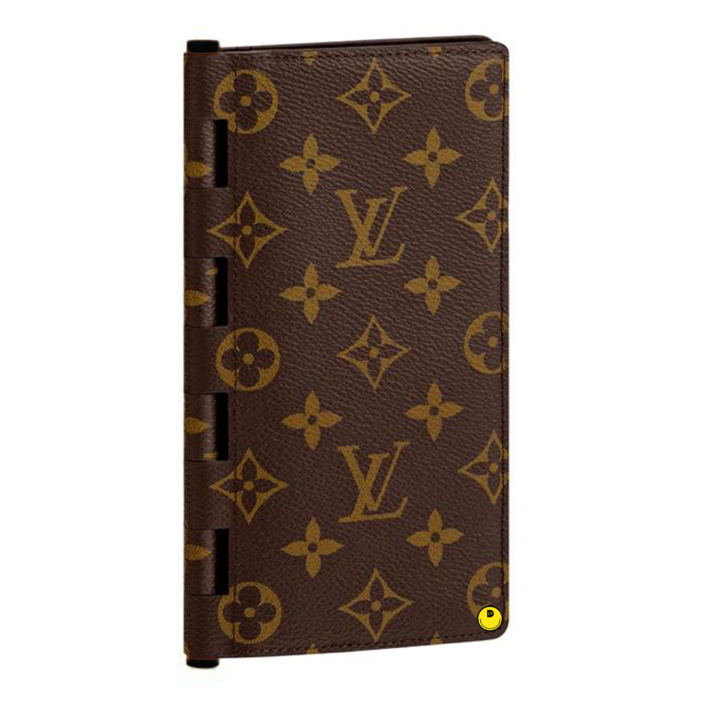 BRAZZA WALLET - €620 $915M67449MONOGRAM SOLAR RAY