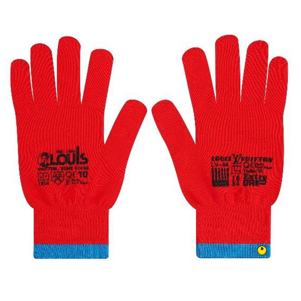 GLOVES - €250 $365MP2336ROUGE