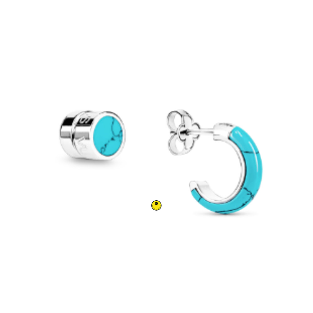 EAR RINGS SET - €350 $515MP2360TURQUOISE
