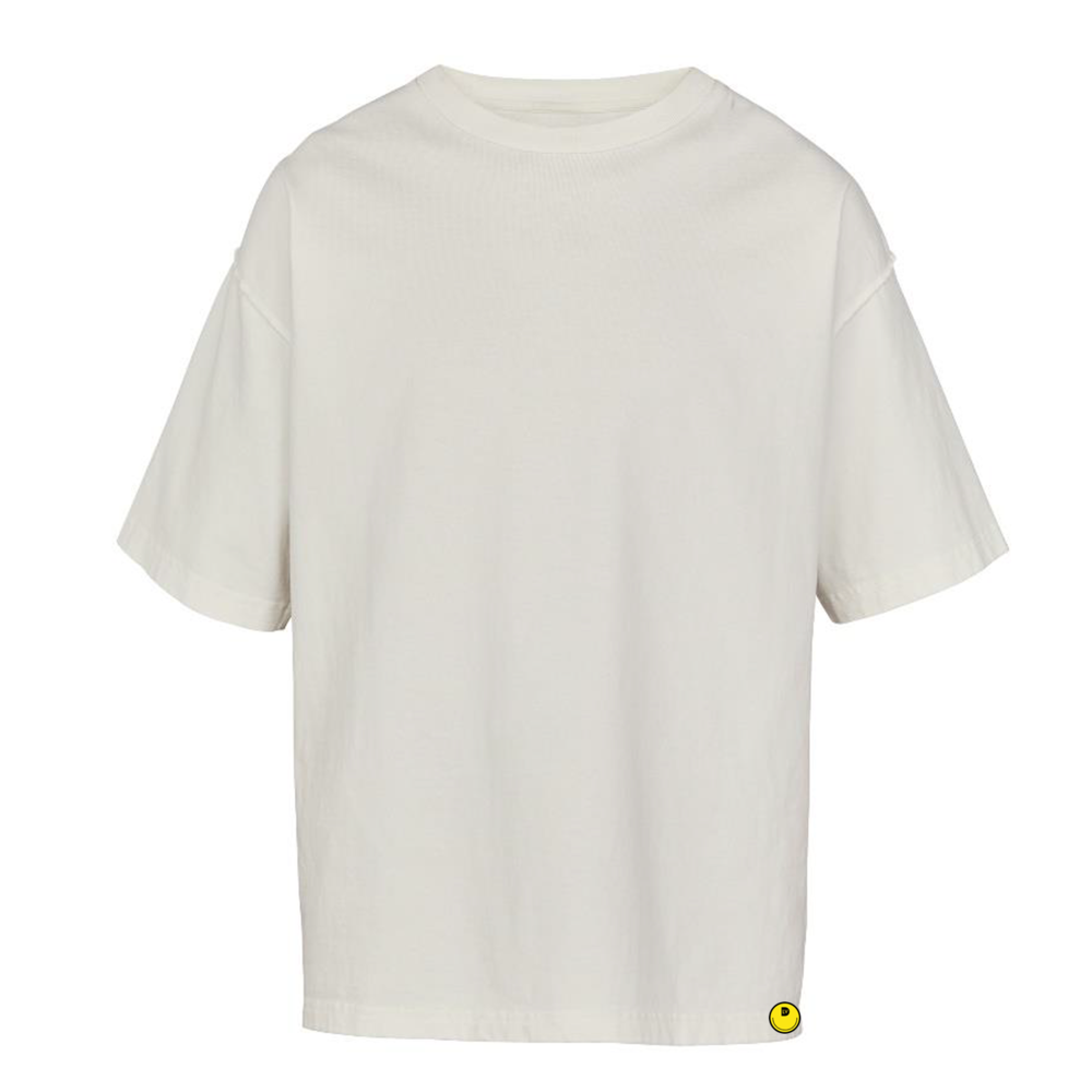 INSIDE OUT TEE - €450 $-BLANC