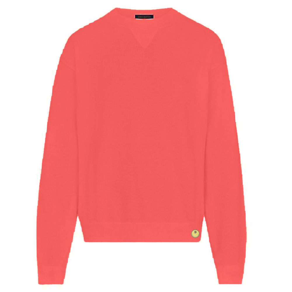 INSIDE OUT CREWNECK - €890 $-ROUGE