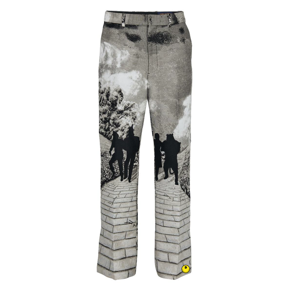 BRICK ROAD TROUSERS - €990 $-GRIS