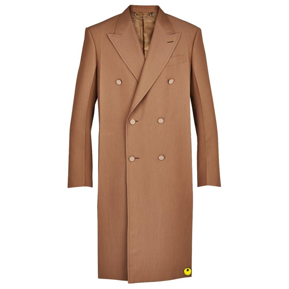 crease coat - €2900 $-chameau