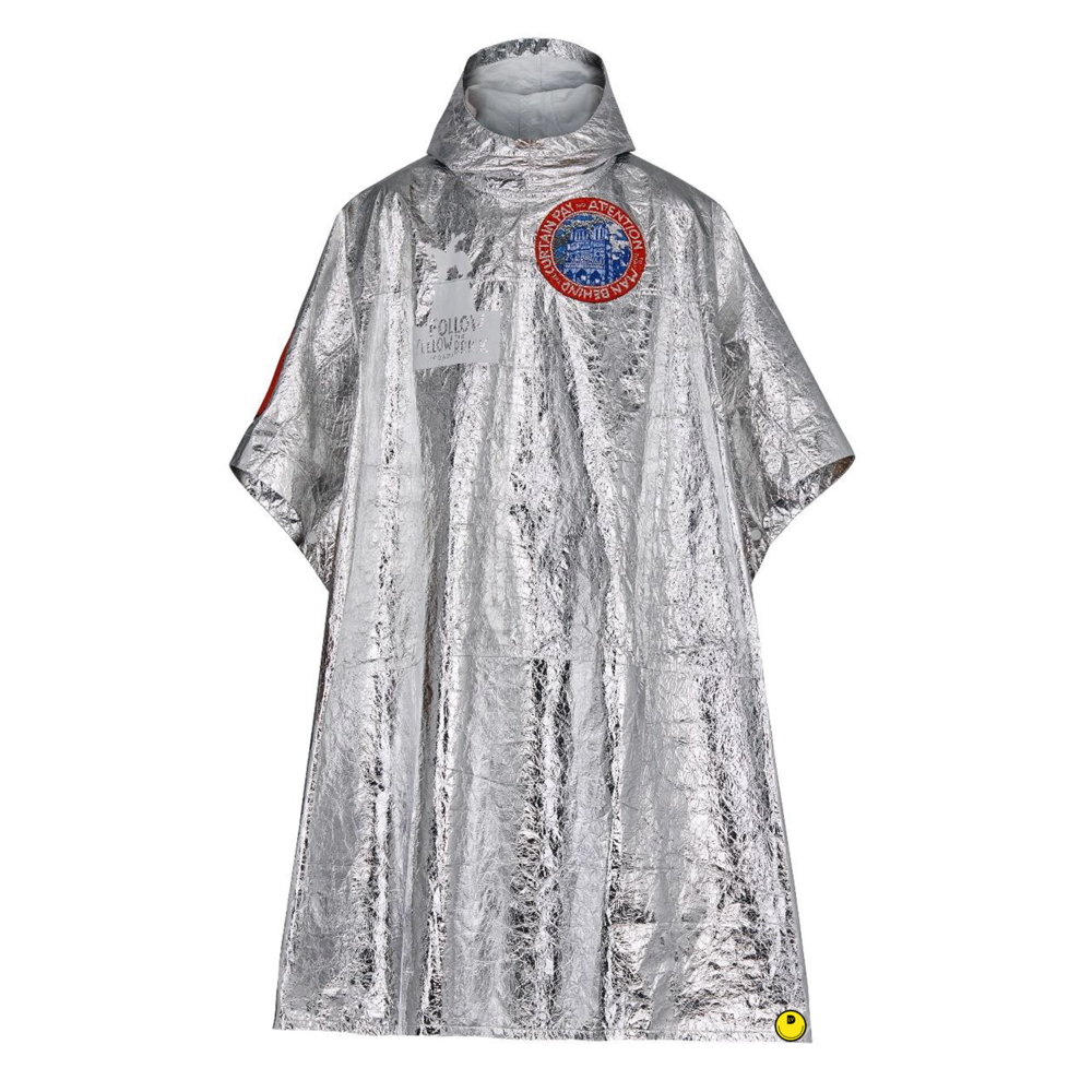 PONCHO - €5900 $-ARGENT