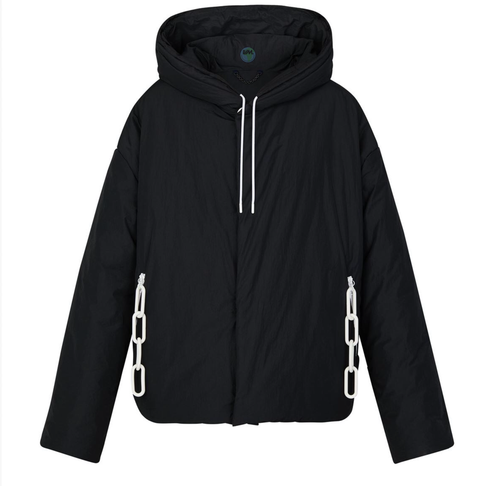 snapped button anorak - €2500 $33501a5dhONOIR