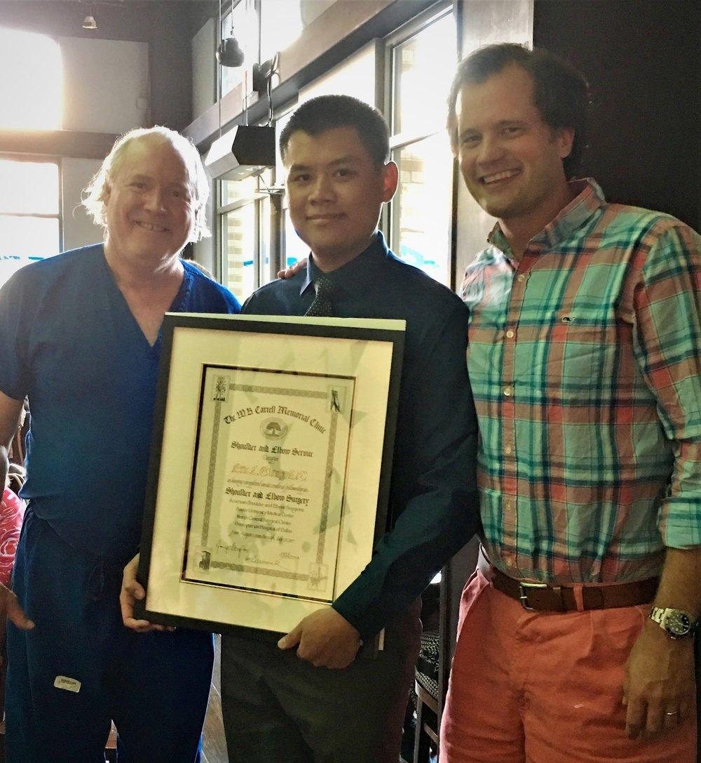 Eric Giang, DO - Orthosports