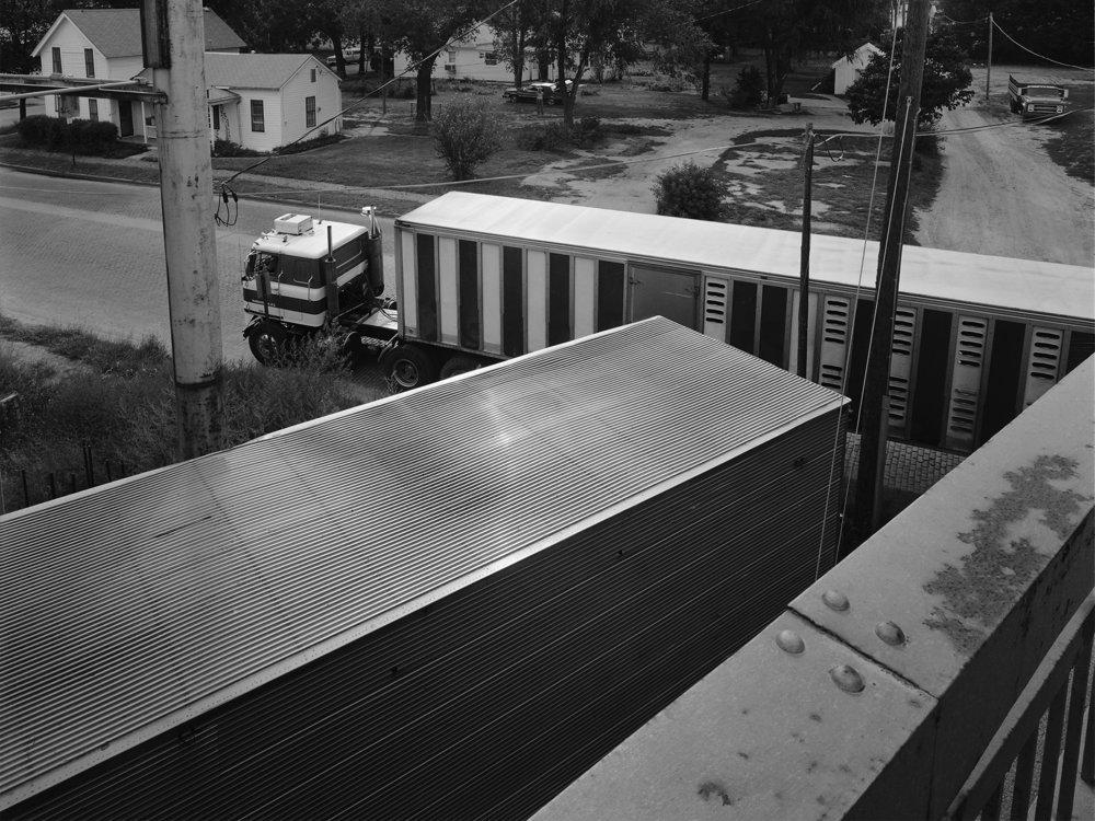 Truck farm