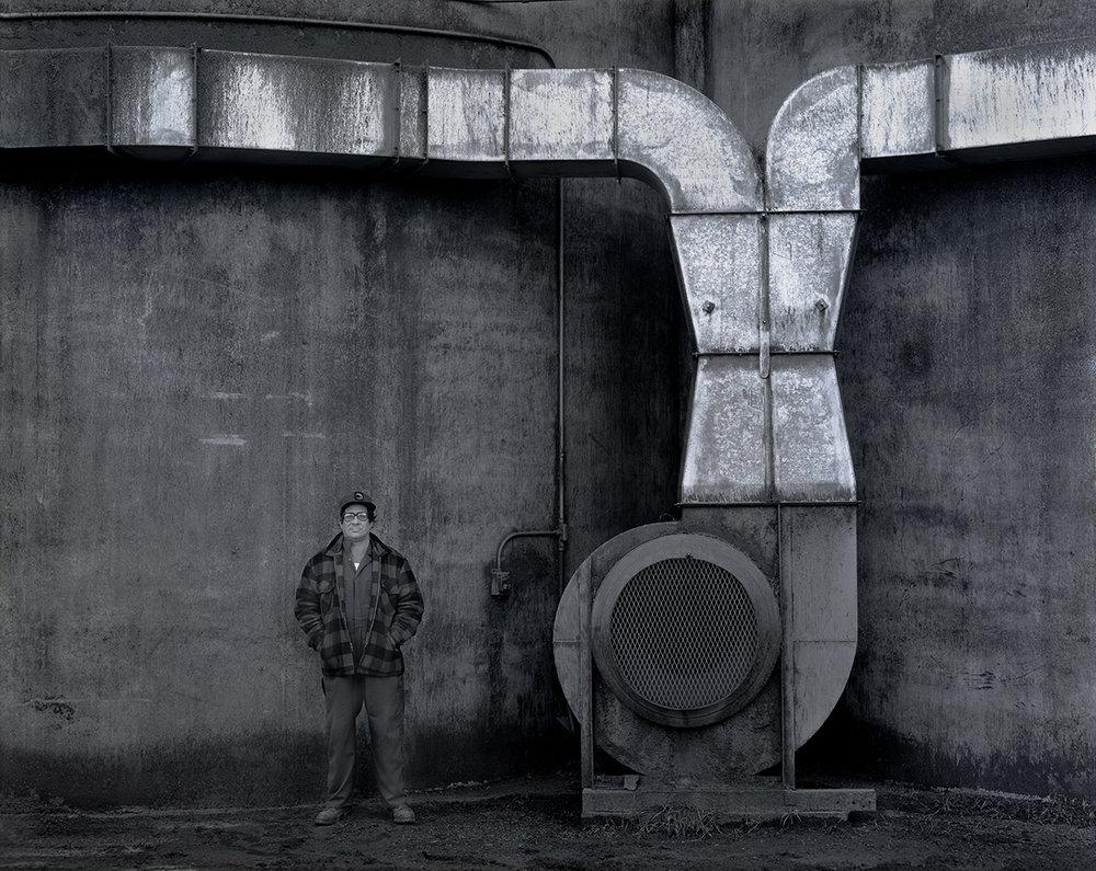 Elevator foreman