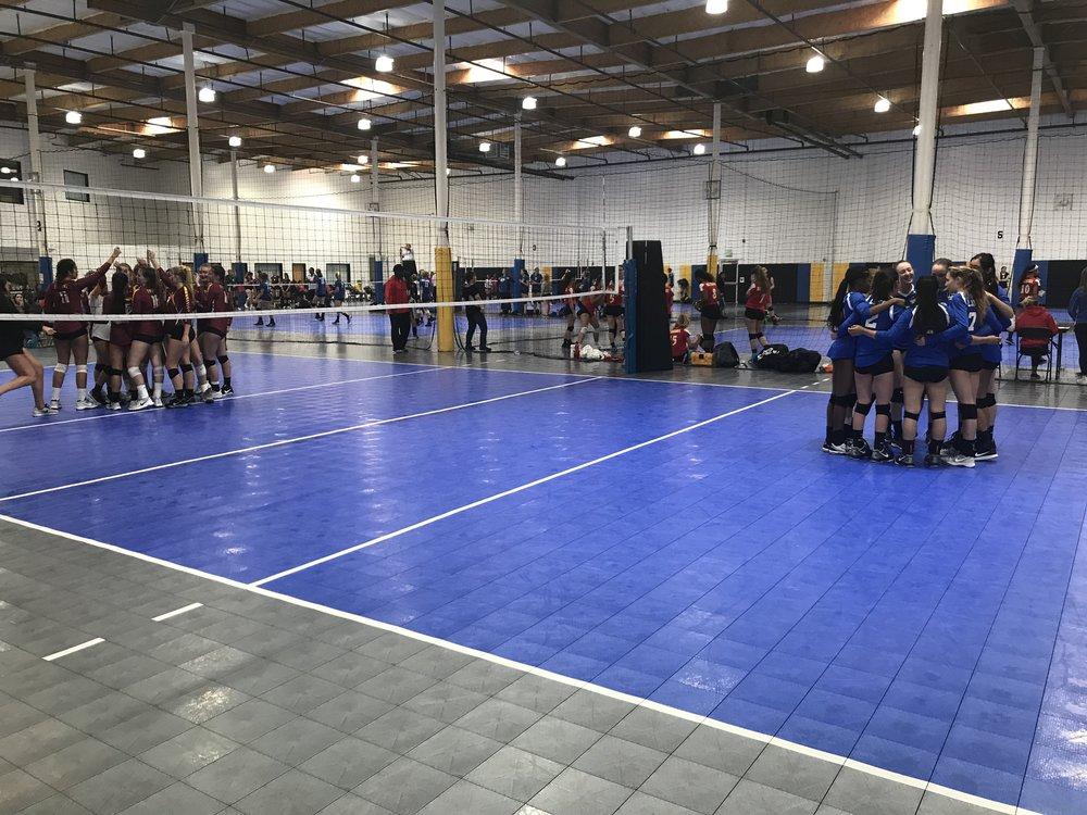 Next up we played Torrey Pines HS. It was Torrey Pines versus the Torrey pine trees.
