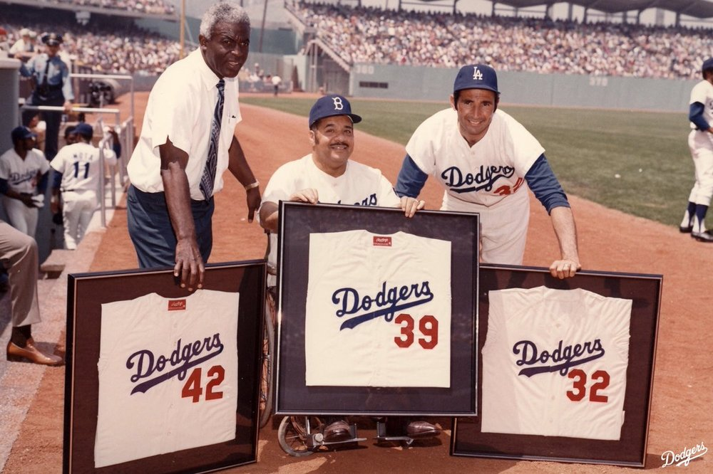 "Robinson called this occasion in 1972 ""truly one of the greatest moments of my life"""