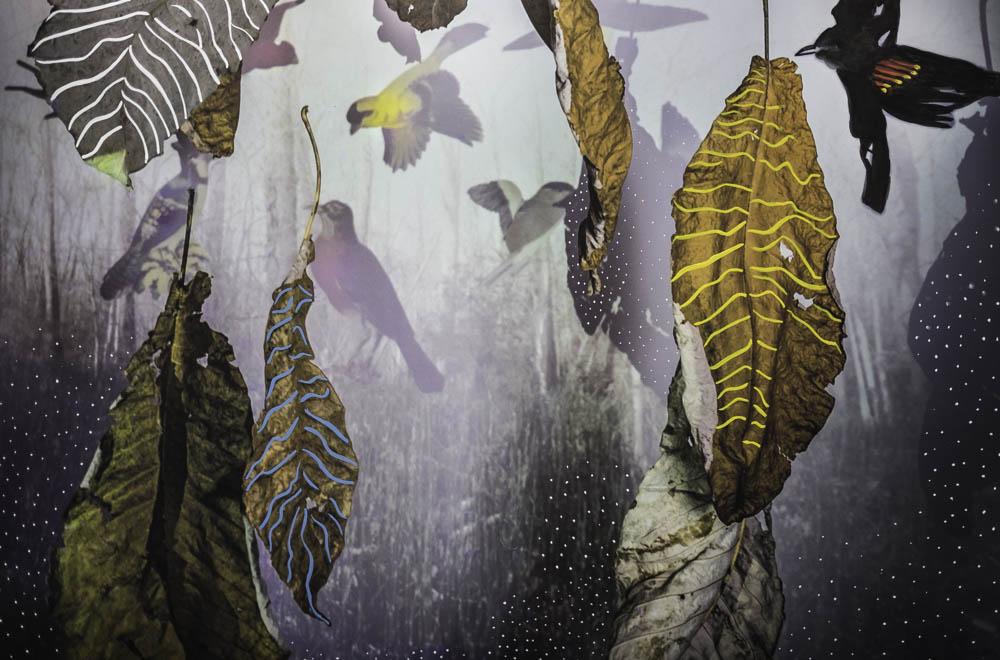 WHEN THERE WERE BIRDS - Espírito Series, ©️ 2019 Stephanie C. Cosby