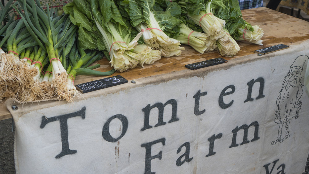 "The South of the James Farmer's Market is a Southern Living ""must-see"" farmer's market. Seriously, the approximately 100 vendors at South of the James in Richmond, Virginia make it one really amazing place to check out in Central Virginia!"