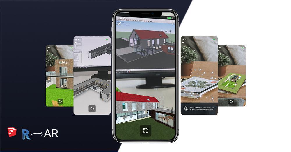Visualiza y comparte - Visualiza, explora y presenta tus modelos 3D en tu escritorio, en la web, y en tu móvil, con las aplicaciones para iPhone,iPady Android.
