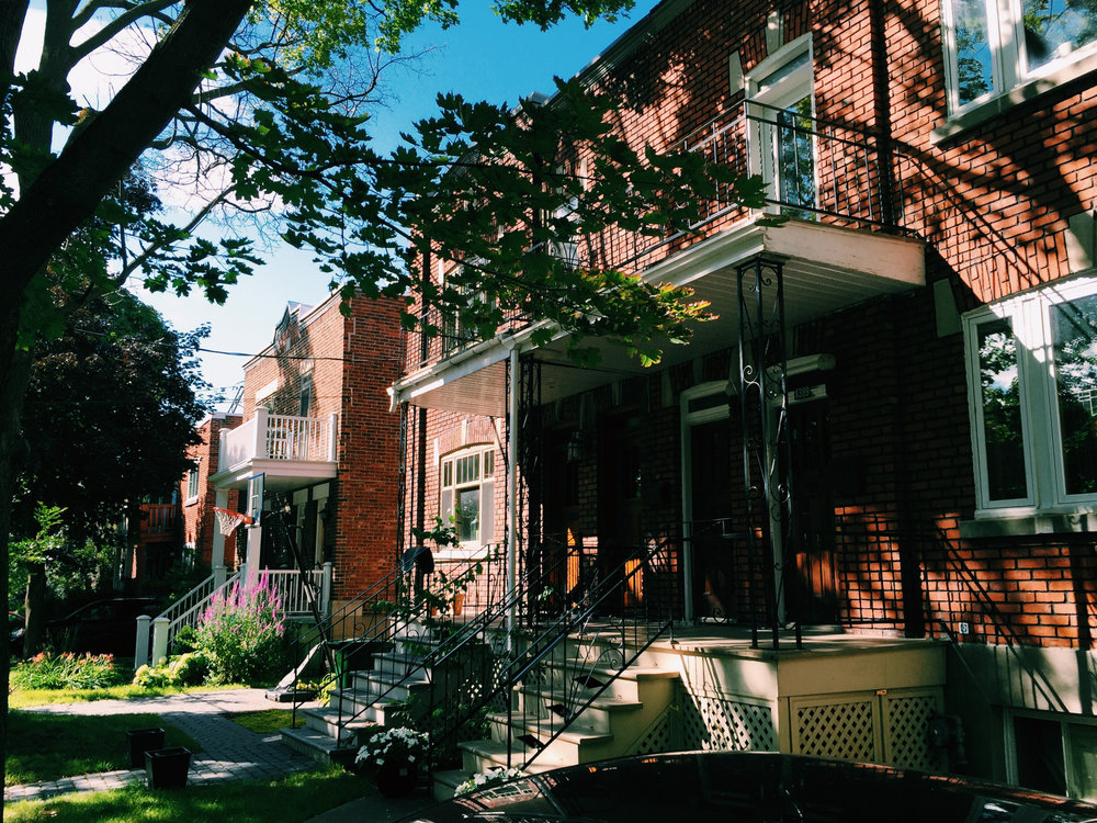 Duplex near Monkland Village via Lora Weaver Mysteries by Katy Leen