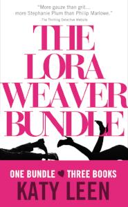 The Lora Weaver Bundle by Katy Leen