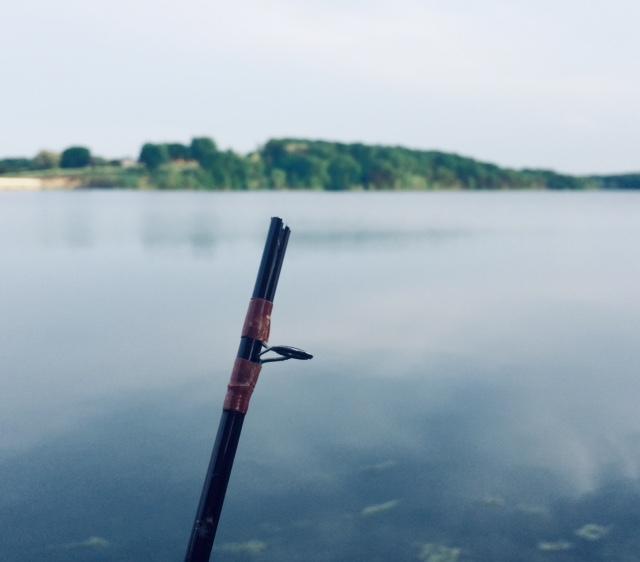 We need more broken rods today.