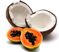 Coconut & Papaya