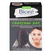Biore Charoal Bar