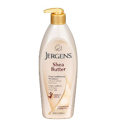 Jergens Shea Butter Body Lotion