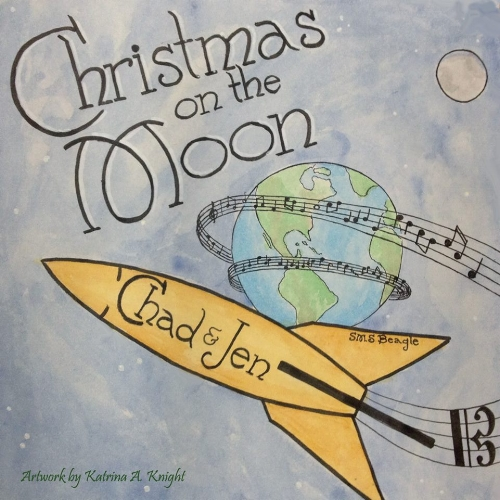 Chad Marvin Christmas On The Moon Cover.jpg