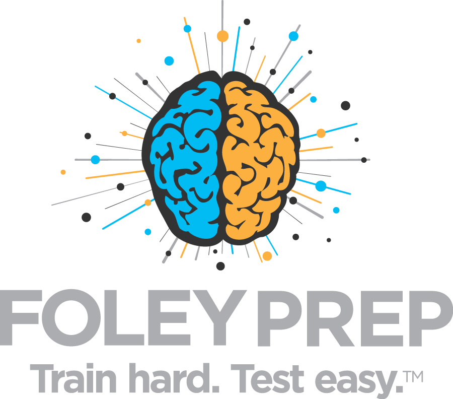 Foley Prep | Train hard. Test easy.