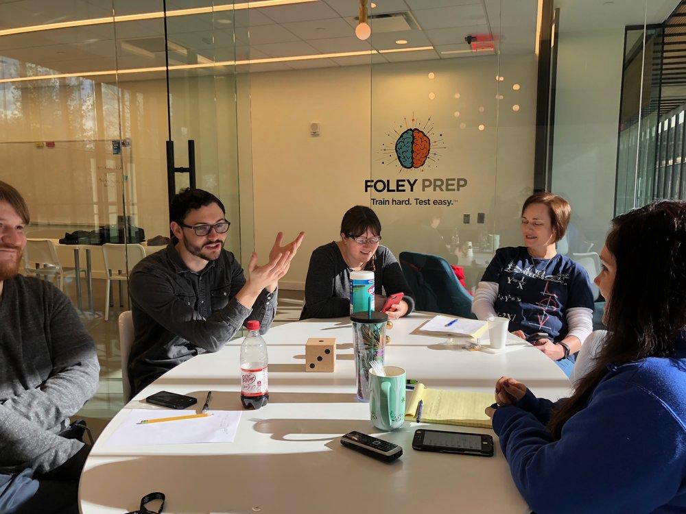 Copy of Foley Prep in Holmdel