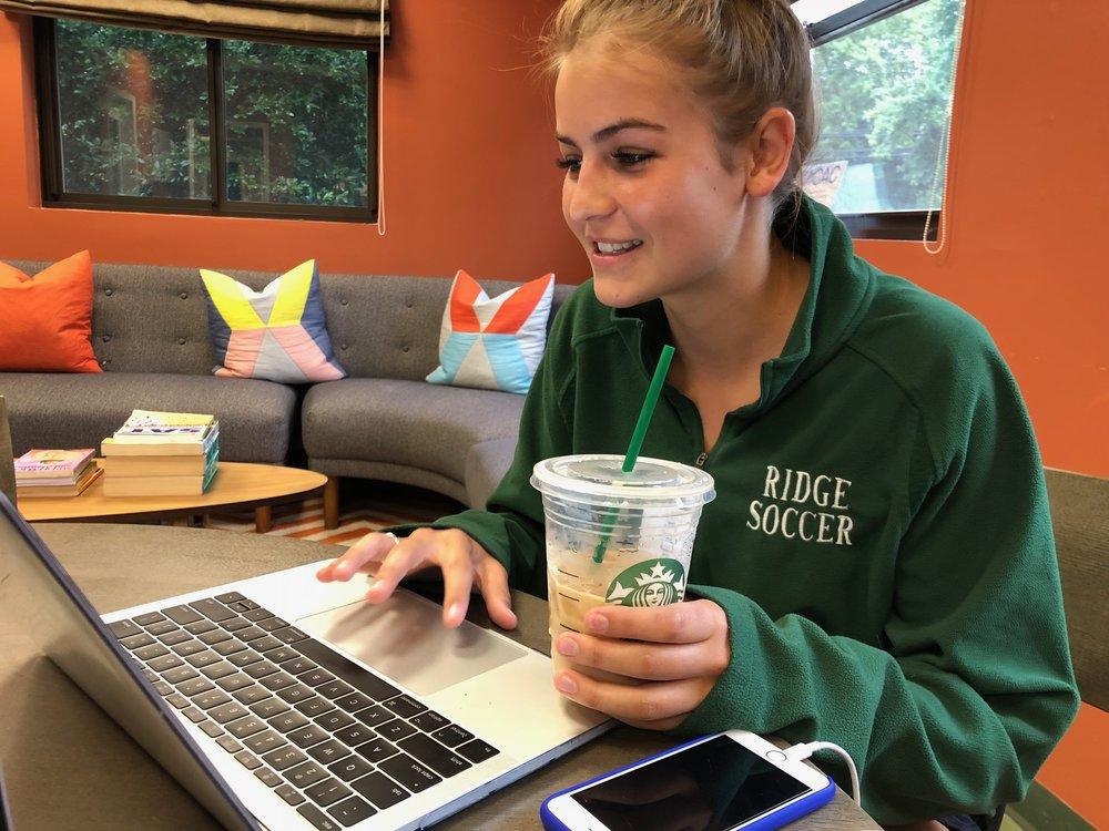 """I feel like I owe Brian (Foley Pro) my life."" - Caitlin G., Ridge High School Foley Prepster, got a 35 ACT back in December 2017"