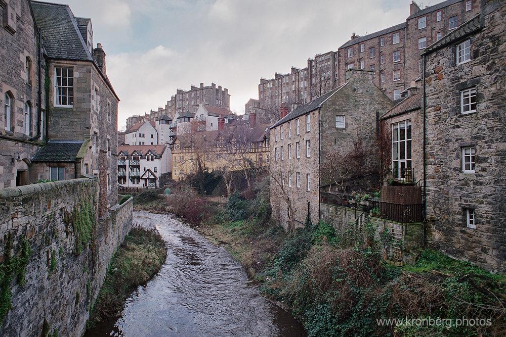 Edinburgh, January