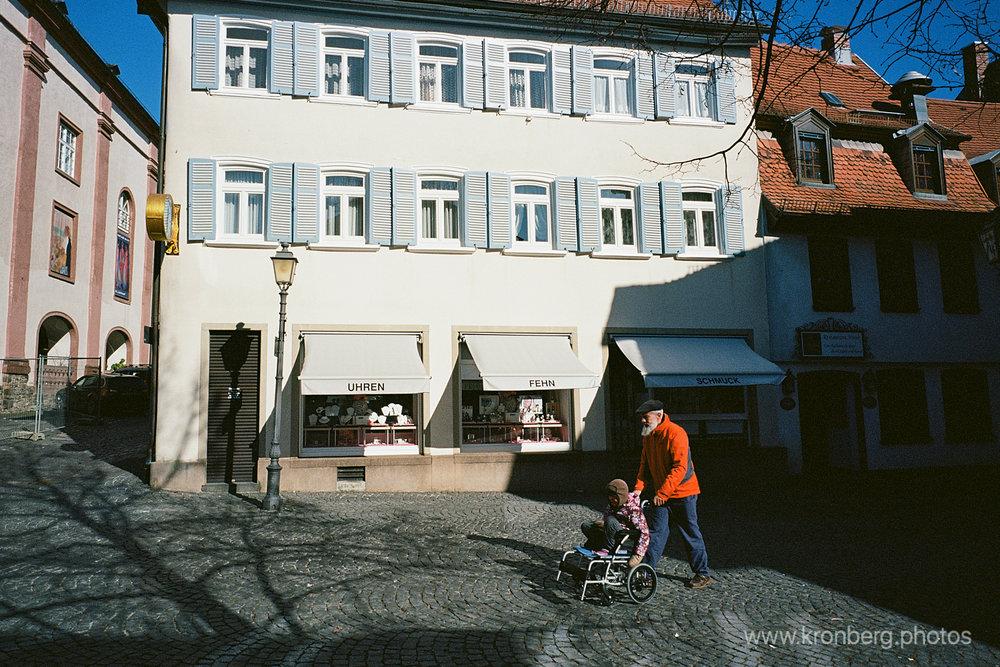 Kronberg, February.