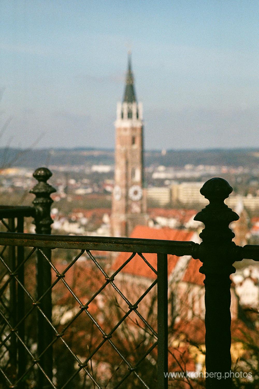 Landshut, April