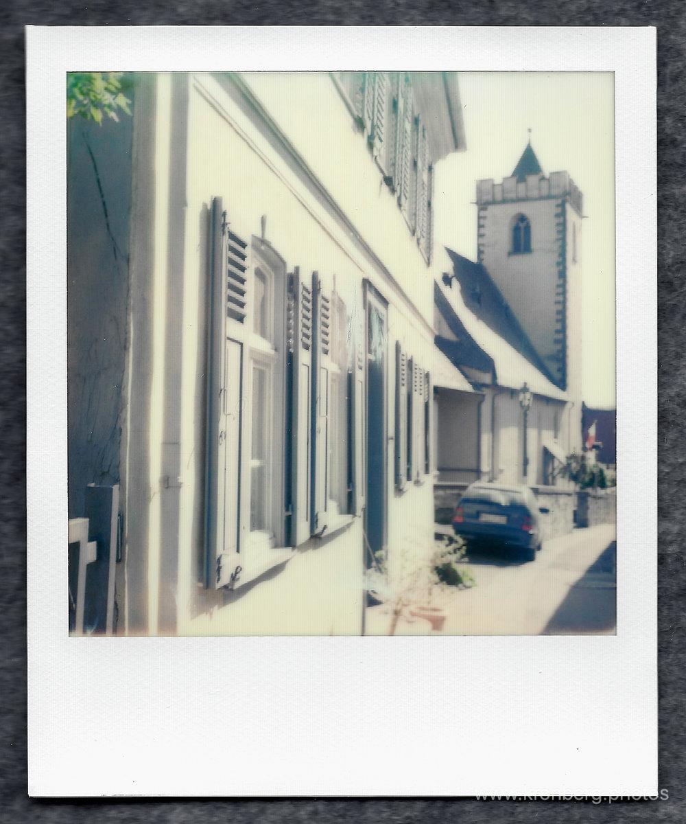 Kronberg, April