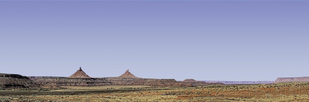 Six shooter peaks   Bears Ears