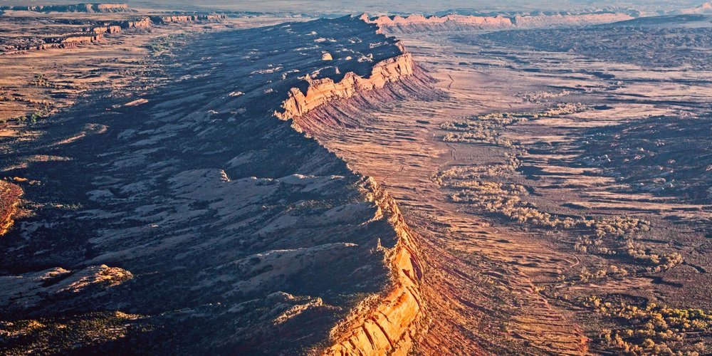 Comb Ridge  Bears Ears